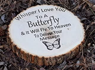 Best whisper i love you to a butterfly garden Reviews