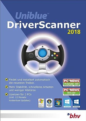 Uniblue DriverScanner 2018 für PC [Download]