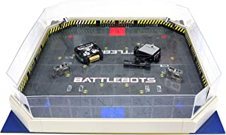 HEXBUG BattleBots Arena Minotaur & Tombstone - Battle Bot with Arena Game Board and Accessories - Remote Controlled Toy for Kids - Batteries Included with Hex Bug Robot Set