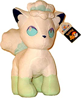 Build A Bear Pokemon Alolan White Vulpix 6in1 Sound 13in. Stuffed Plush Toy Animal