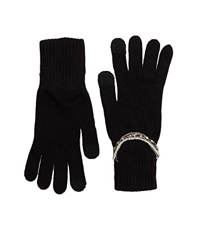 Eugenia Kim Sloane Gloves (Black) Gore-Tex Gloves