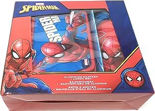 Theonoi 2-delig ontbijtset voor kinderen, naar keuze: Cars - Paw Patrol - Spiderman - Avengers. 1 x broodtrommel sandwichb...