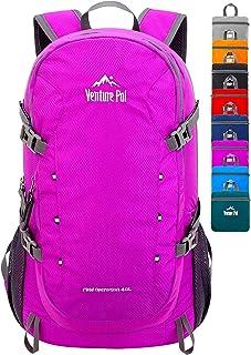 حقيبة ظهر فينتشر بال 40L خفيفة الوزن قابلة للحمل للسفر والمشي لمسافات طويلة