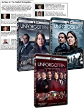 Masterpiece Mystery!: Unforgotten, Complete Seasons 1, 2 & 3 Plus Complementary Cast Guide