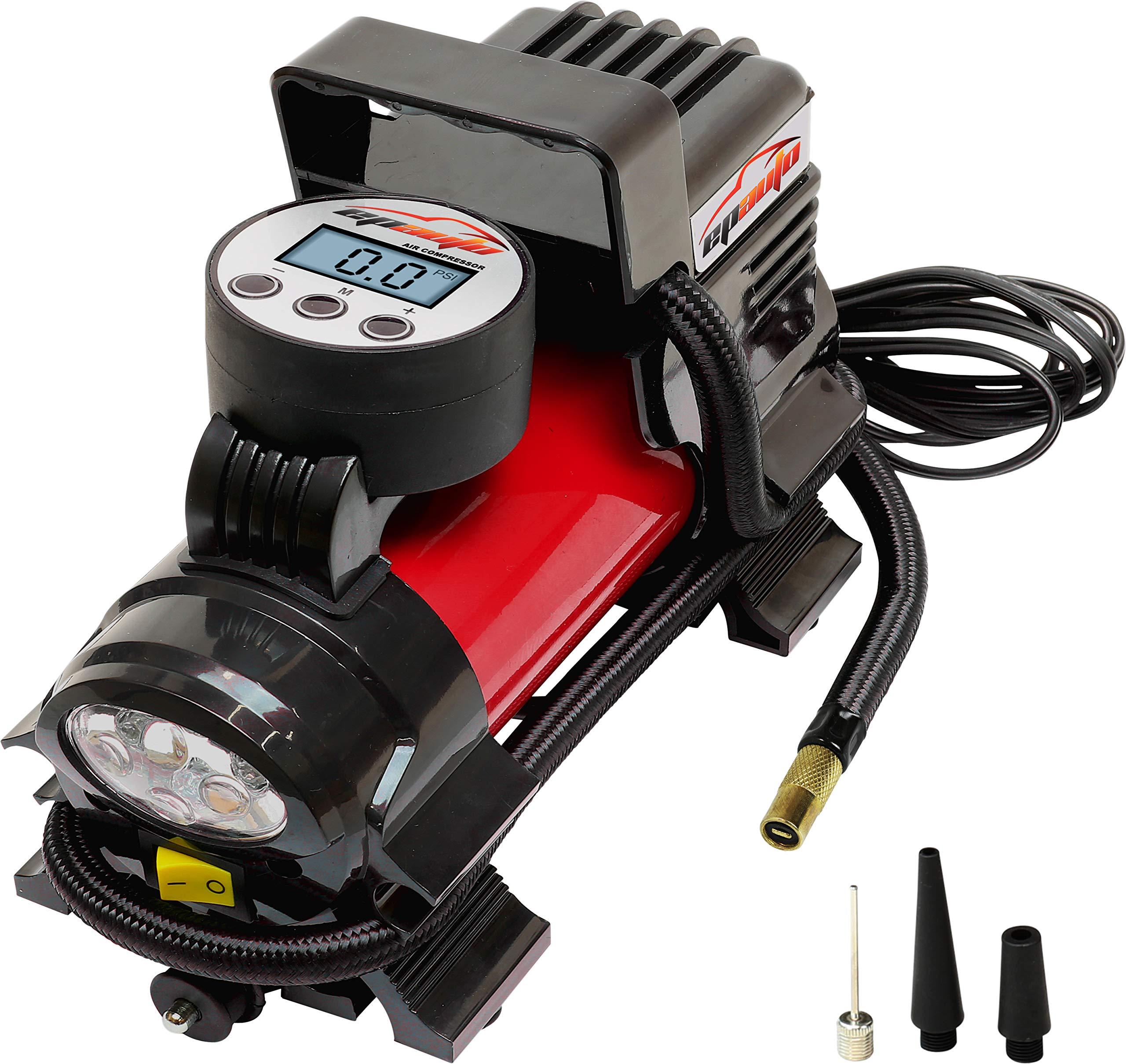 EPAuto Portable Compressor Digital Inflator