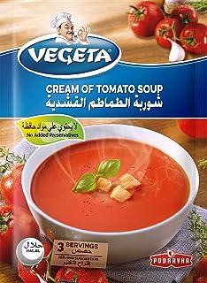 Vegeta Cream of Tomato Soup - 60 gm