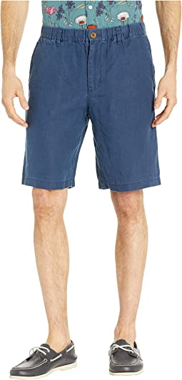Linen The Good Life Shorts