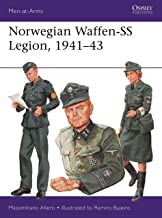 Norwegian Waffen-SS Legion, 1941–43 (Men-at-Arms Book 524) (English Edition)