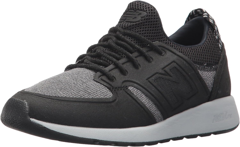 New Balance Damen WRL420S Lifestyle Schuhe, 37 EUR - Width B, schwarz Gunmetal