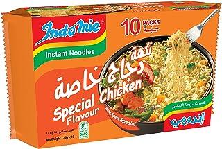 Indomie Indomie Special Chicken, 10 x 75 g (Pack of 1)