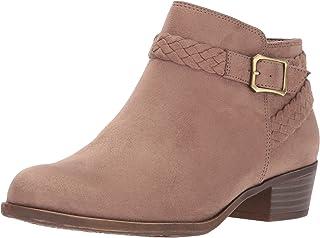 حذاء برقبة للكاحل للنساء من LifeStride مطبوع عليه Adriana