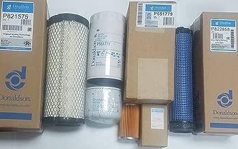 kubota v2203 fuel filter