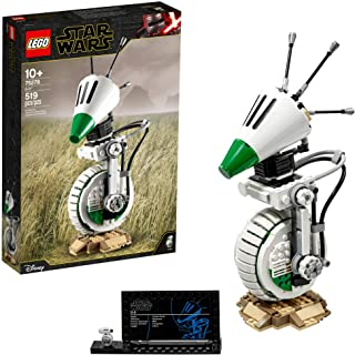 LEGO Star Wars: The Rise of Skywalker D-O 75278 Building Kit; Collectible Star Wars Character and a Cool Birthday Gift, Ho...