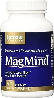 Jarrow Formulas Magmind Nutritional Supplement, 180 Count