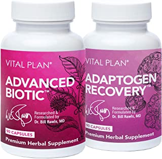 Sponsored Ad - Vital Plan Immune Support Supplements by Dr. Bill Rawls – Immune Boost Bundle w/ Japanese Knotweed, Cat's C...