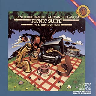 Picnic Suite for Flute, Guitar &, Jazz Piano
