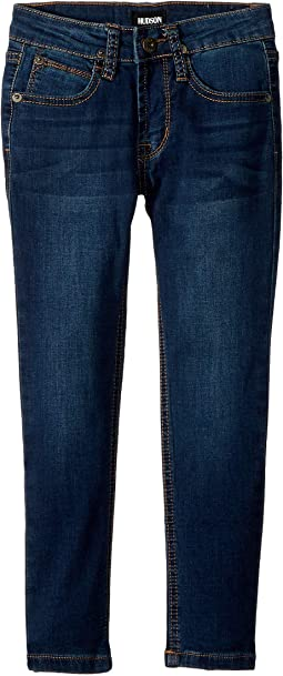 Slim Skinny - Knit Denim in Gesso (Toddler/Little Kids/Big Kids)