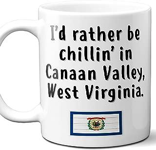 Canaan Valley West Virginia Coffee Mug Souvenir Gift.