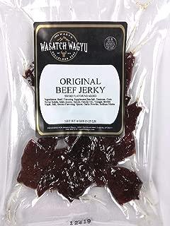 Wagyu Beef Jerky (Original)
