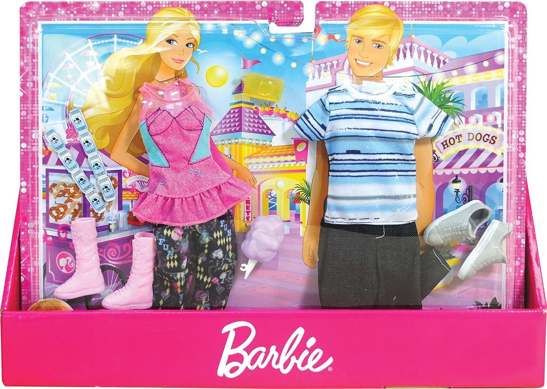 precios mas baratos Mattel Barbie Barbie & Ken Dating Fashion Fashion Fashion Sortiment  Envíos y devoluciones gratis.