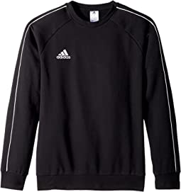 adidas Kids - Core 18 Sweatshirt Top (Little Kids/Big Kids)