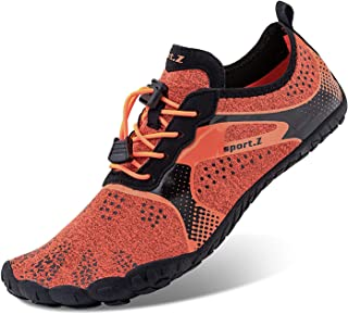 Chaussures Aquatiques Homme Chaussures de Trail Running Femme Chaussures Minimalistes FitnessGym Randonnée Barefoot Shoes(...