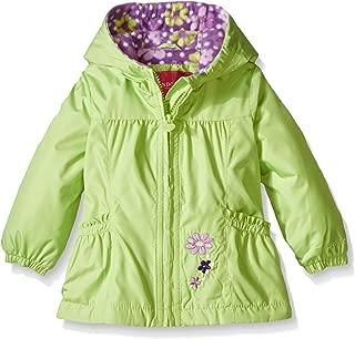 LONDON FOG Baby Girls' Perfect Fleece Lined Jacket