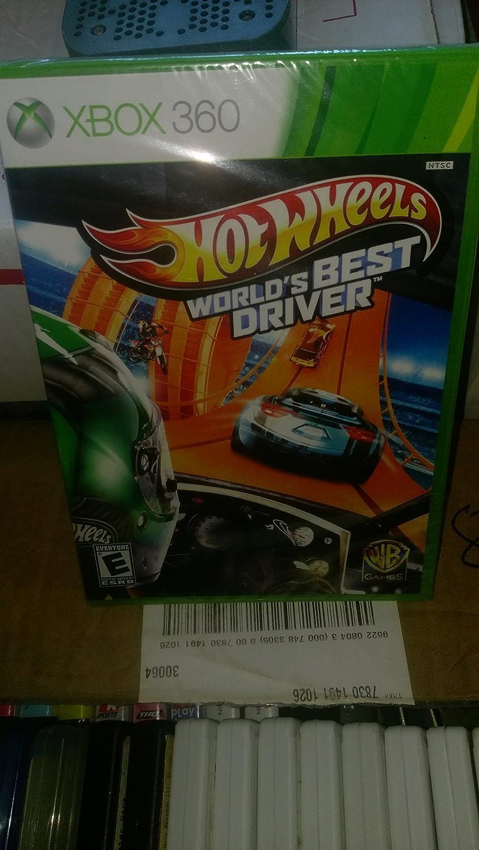 Hot Wheels: Virginia Beach Mall World's Best Driver 360 Xbox Superlatite