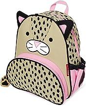 """Skip Hop Toddler Backpack, 12"""" School Bag, Leopard"""