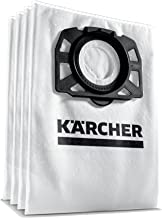 Karcher Filter bags fleece packaged, Set of 4 Pieces