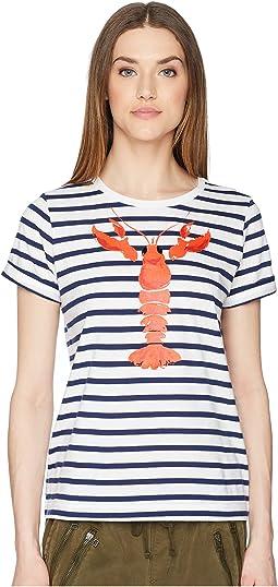 Lobster Stripe T-Shirt