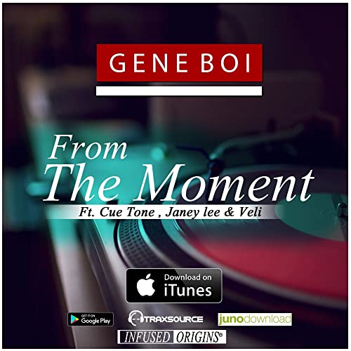 From The Moment (feat. Janey Lee, Cue Tone & Veli) (Original ...