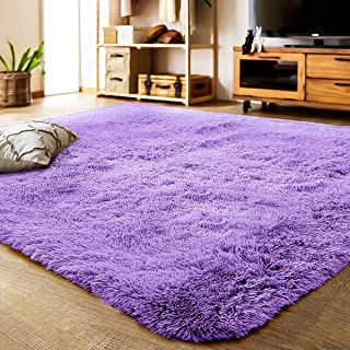 Amazon Com Purple Area Rugs Area Rugs Runners Amp Pads