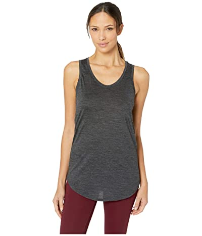 Icebreaker Solace Merino Tank (Black Heather) Women