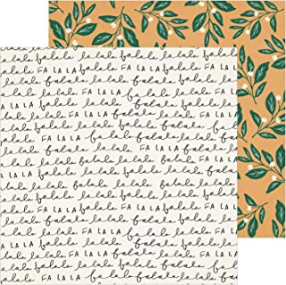 Crate Paper 344498 Mistletoe Paper, Multicolor