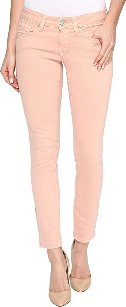 Serena Ankle in Pastel Peach