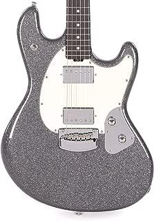 Ernie Ball Music Man StingRay RS Guitar | Charcoal Sparkle