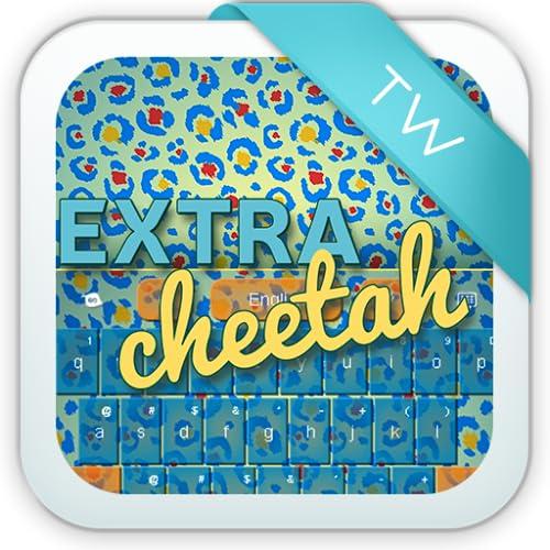 Keyboard Extra Cheetah