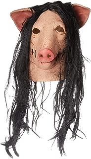 Men's Saw-Pig Mask
