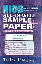 NIOS TEXT 320 ACCOUNTANCY 320 ENGLISH MEDIUM ALL-IS-WELL SAMPLE PAPER PLUS