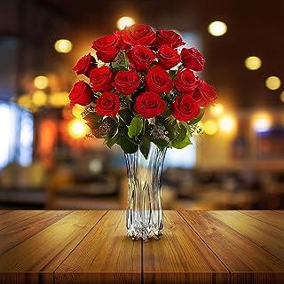 armine88 Vase en r/ésine Grande Fille Mignonne Chewing-Gum d/écoration Pot de Fleur pour Salon Chambre