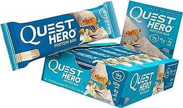 Best quest hero bars keto Reviews