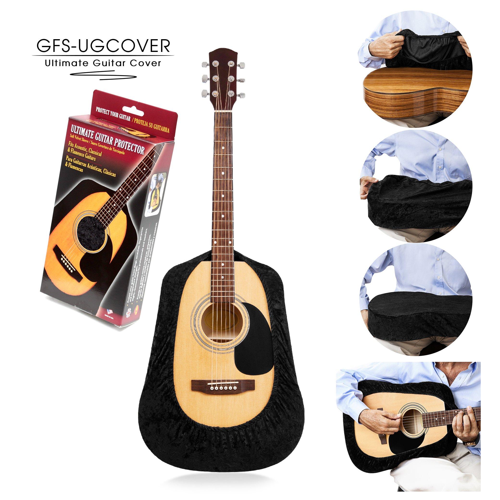Tenor gfs-ugcover Ultimate guitarra de pantalla, guitarra ...