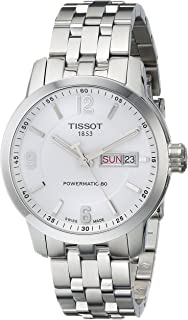 Tissot Men's T0554301101700 PRC 200 Stainless Steel Watch