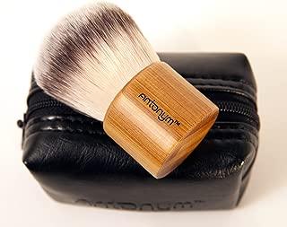 Antonym Cosmetics Vegan Kabuki Brush with Pouch