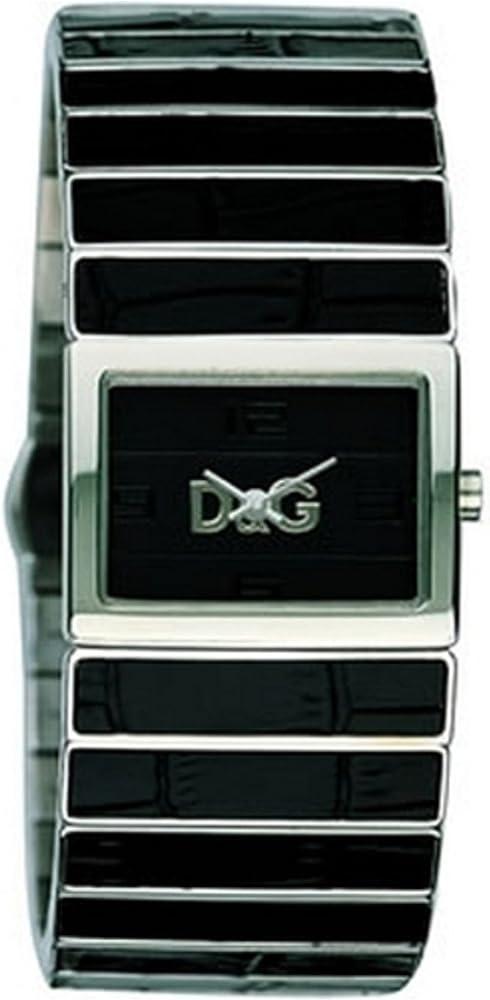 Dolce & gabbana,orologio da polso da donna, in acciaio inossidabile DW0080