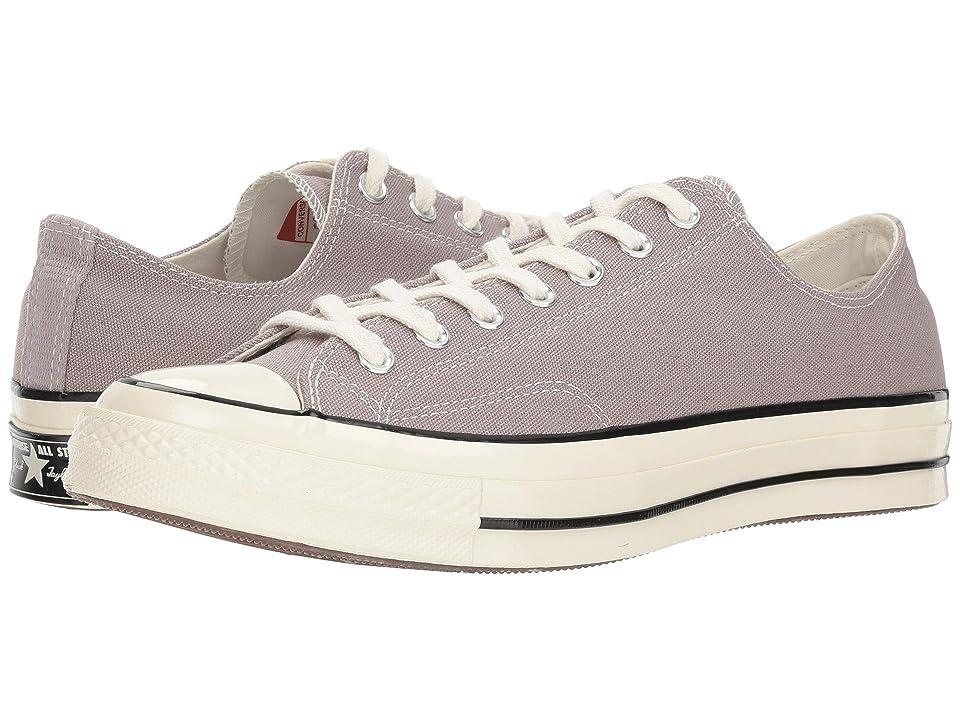 Converse Chuck 70 Sunbleached Asphalt Ox (Mercury Grey/Black/Egret) Shoes
