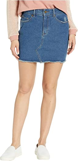 Icon Denim Skirt