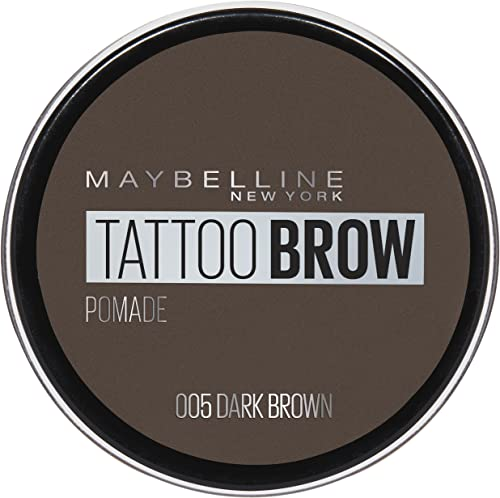 Maybelline Tattoo Brow Pomade Pot - Dark Brown