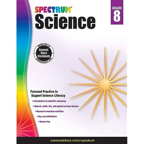 8th Grade Science: Amazon com